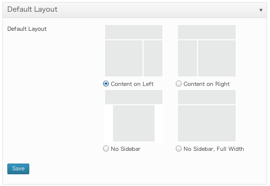 ブログ用の無料WordPressテーマ「simplecatch」のページレイアウトのカスタマイズ方法