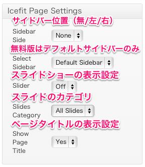 ブログ用の無料WordPressテーマ「chooko」の固定ページの作成方法