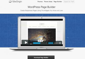 直感操作でレスポンシブページ作成。WPプラグイン「ページビルダー(Page Builder)」
