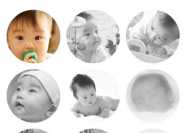 写真ブログ用の無料WordPressテーマ「Spun」のトップページイメージ1