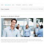 ビジネスサイト用の無料WordPressテーマ「Attitude」の個別のページデザイン5